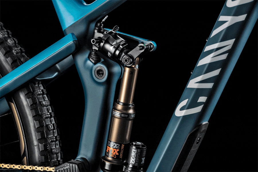 2019-Canyon-Strive_carbon-Shapeshifter-150mm-enduro-29er-all-mountain-bike_Shapeshifter-adjustable-suspension-geometry-anime.gif