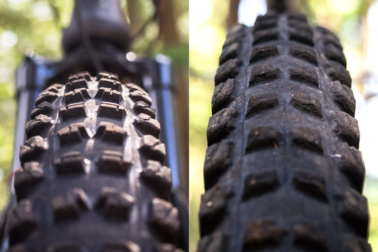 e*thirteen TRSr Tires - wear