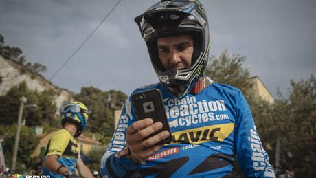 Sam Hill Checks the Results