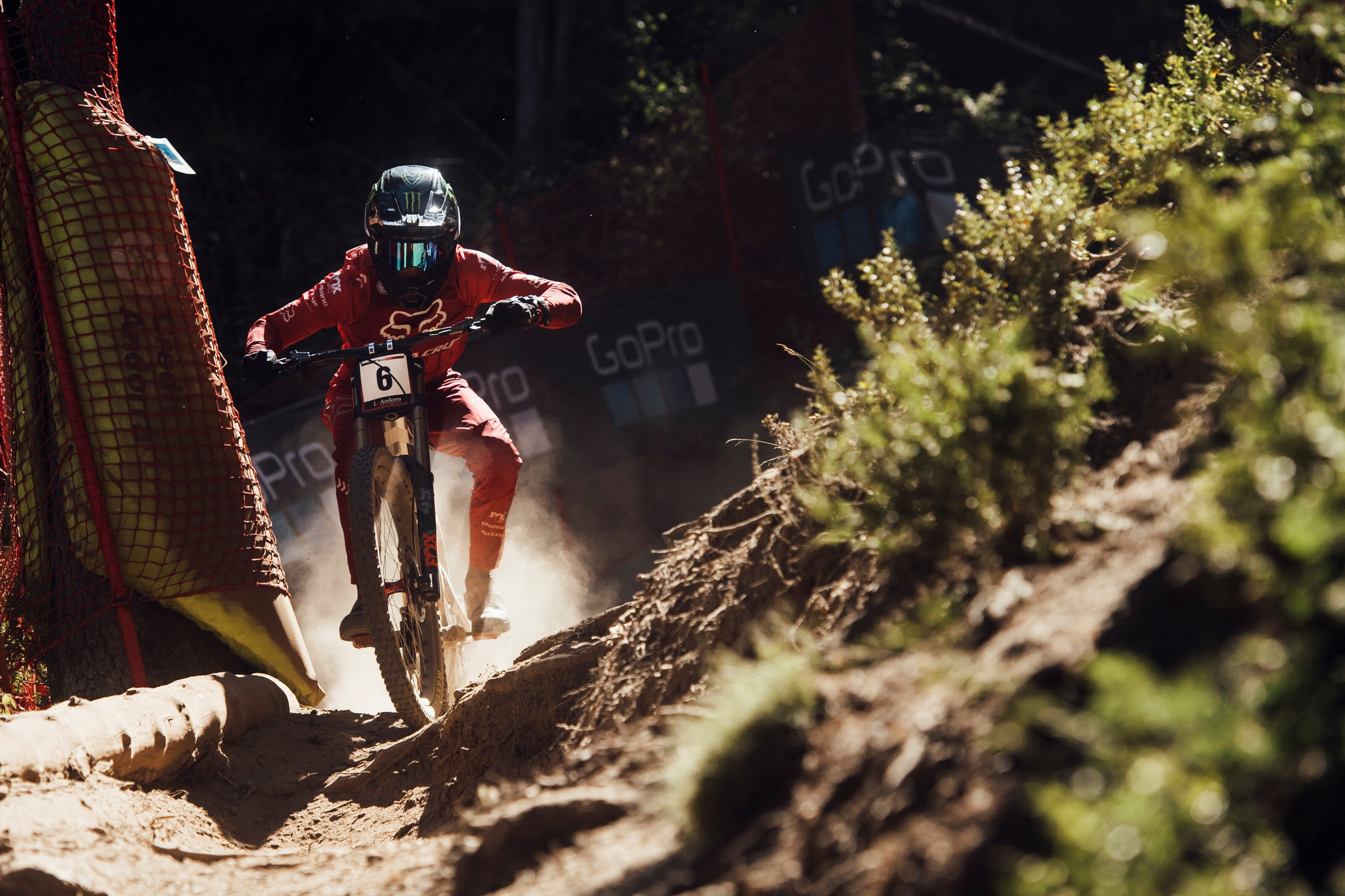 Loris Vergier Andorra DH World Cup 2019