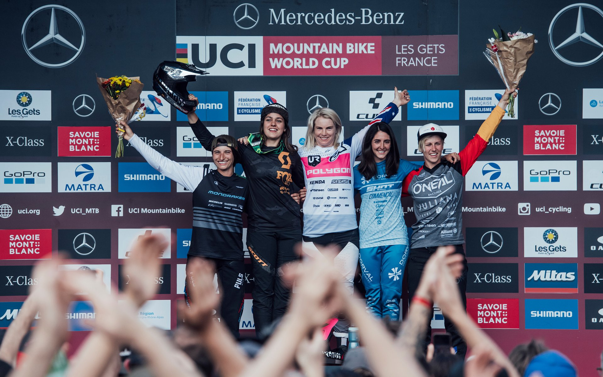 The Women's Elite Podium Filled With New Faces