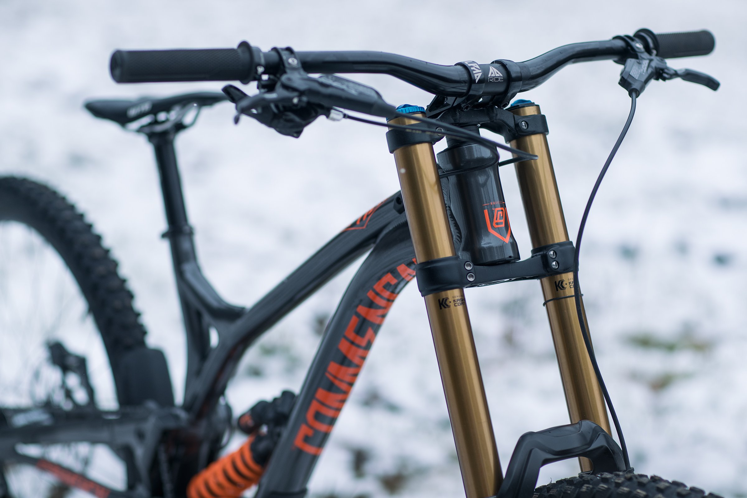 Commencal Supreme DH 29 Geometry