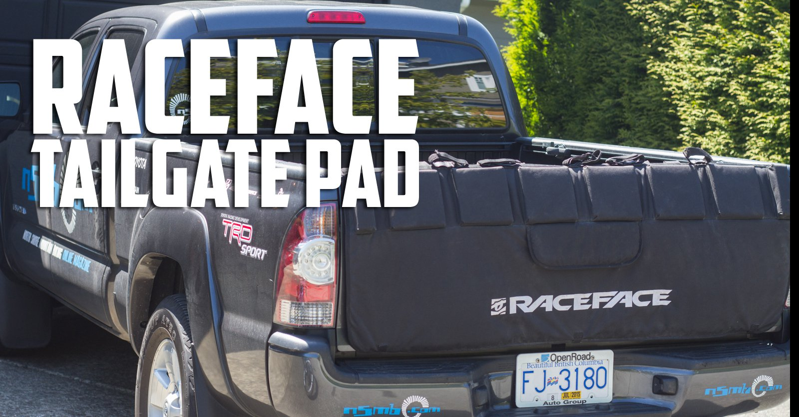 Race Face Tailgate Pad Reviewed
