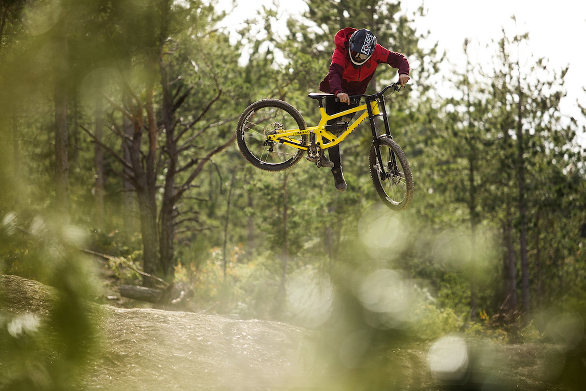 Commencal Furious 3