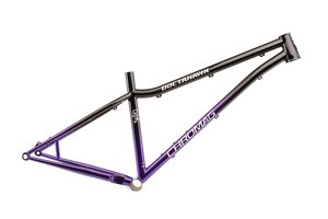 Chromag Doctahawk Frame Black/Purple Fade