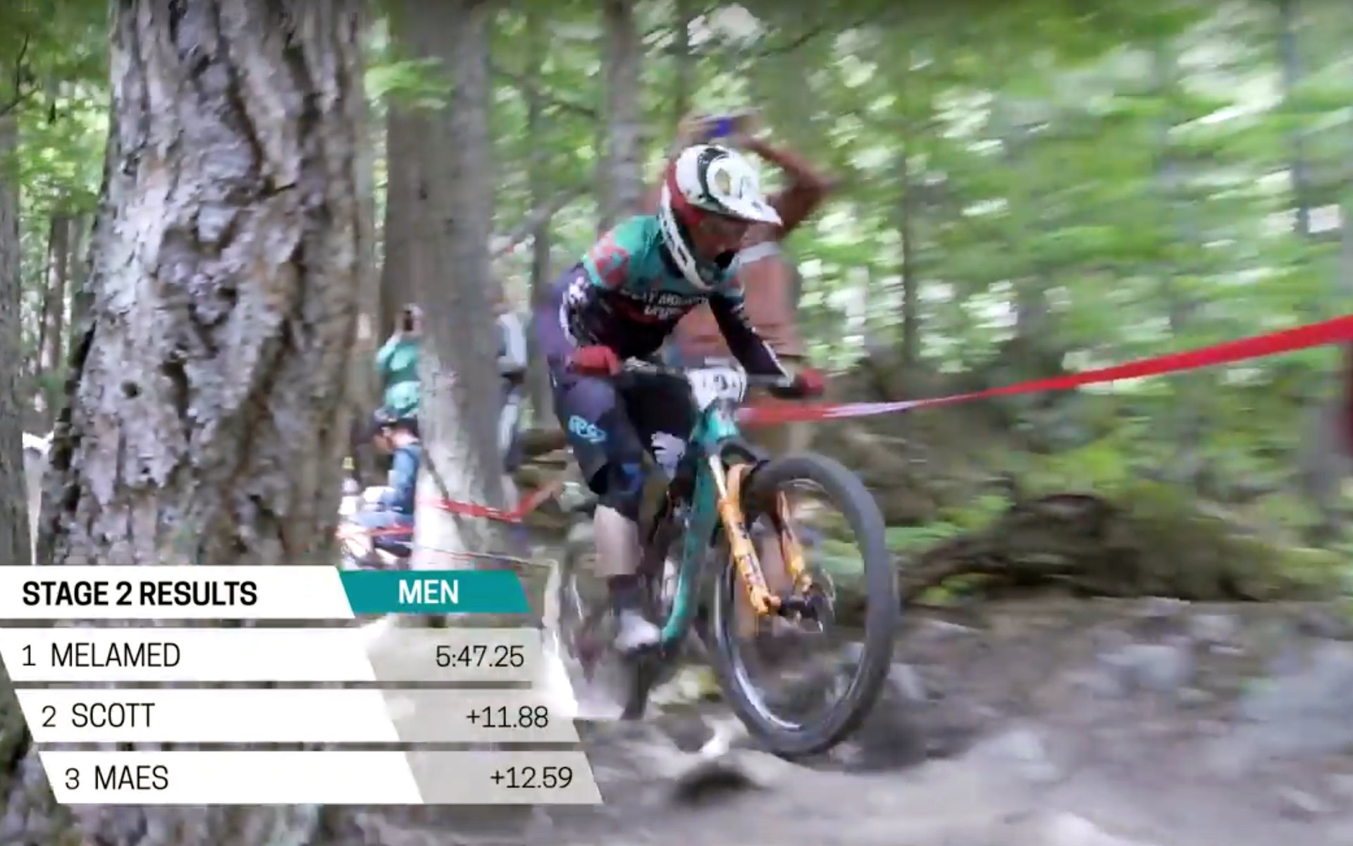 Whistler EWS 2017 Highlight video banner