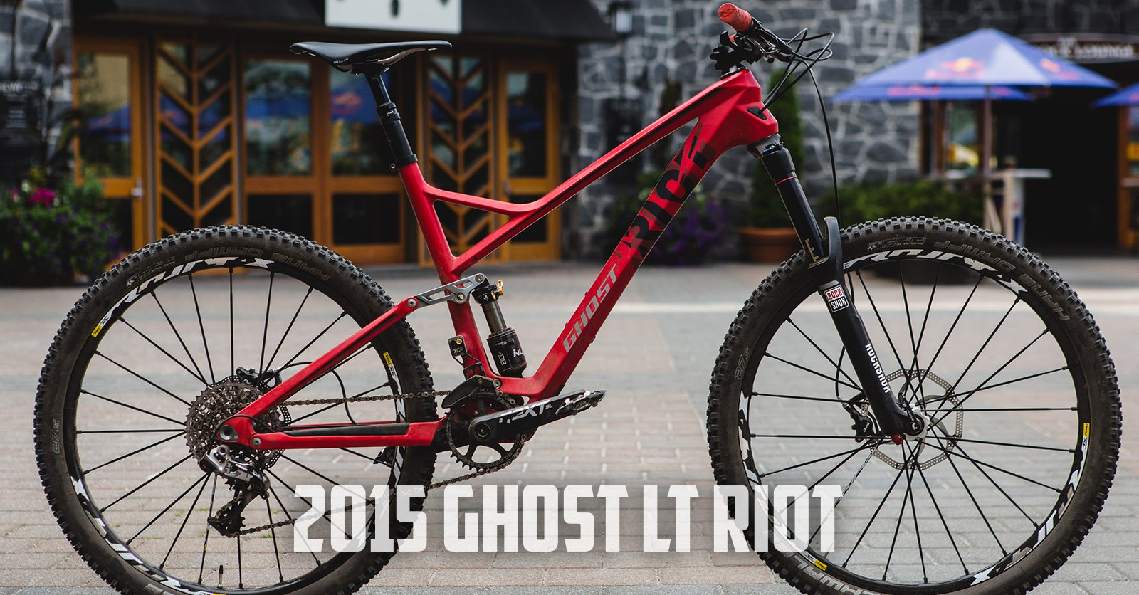 2015 Ghost Riot