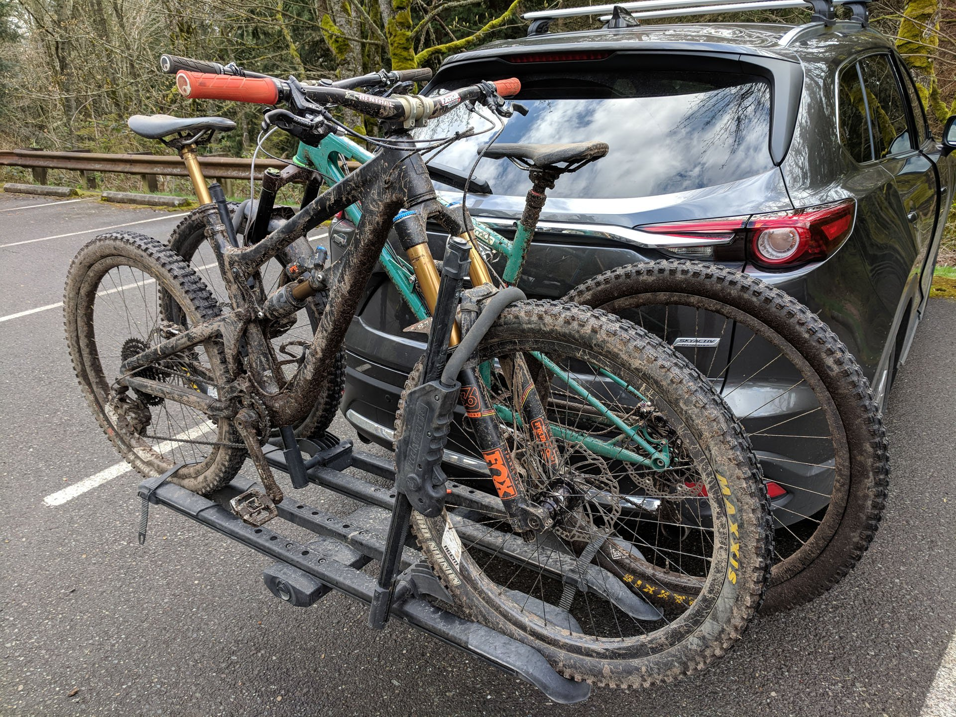 Rocky Mounts Hitch Rack Review
