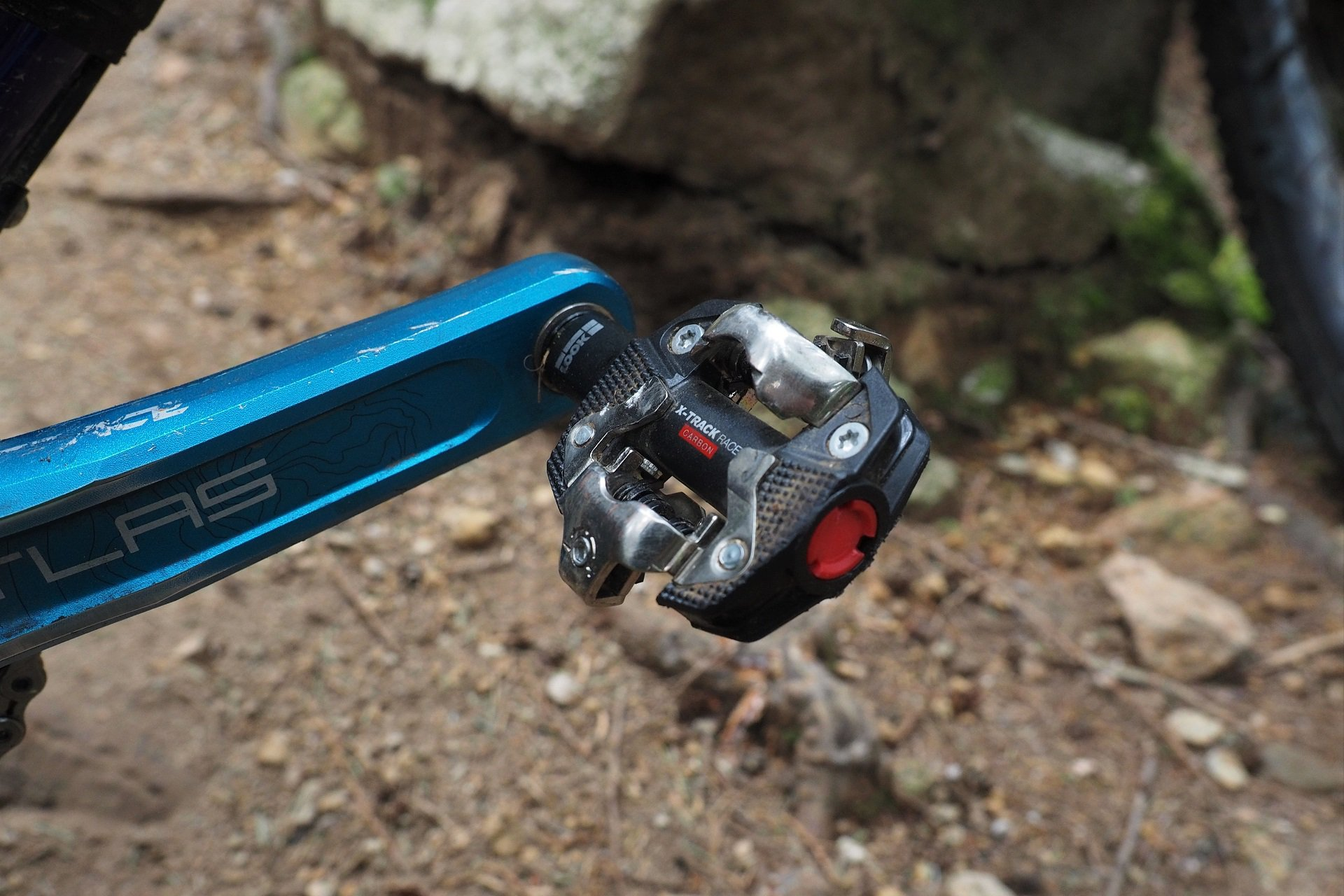 Look X-Track Race Carbon MTB Clipless Pedal