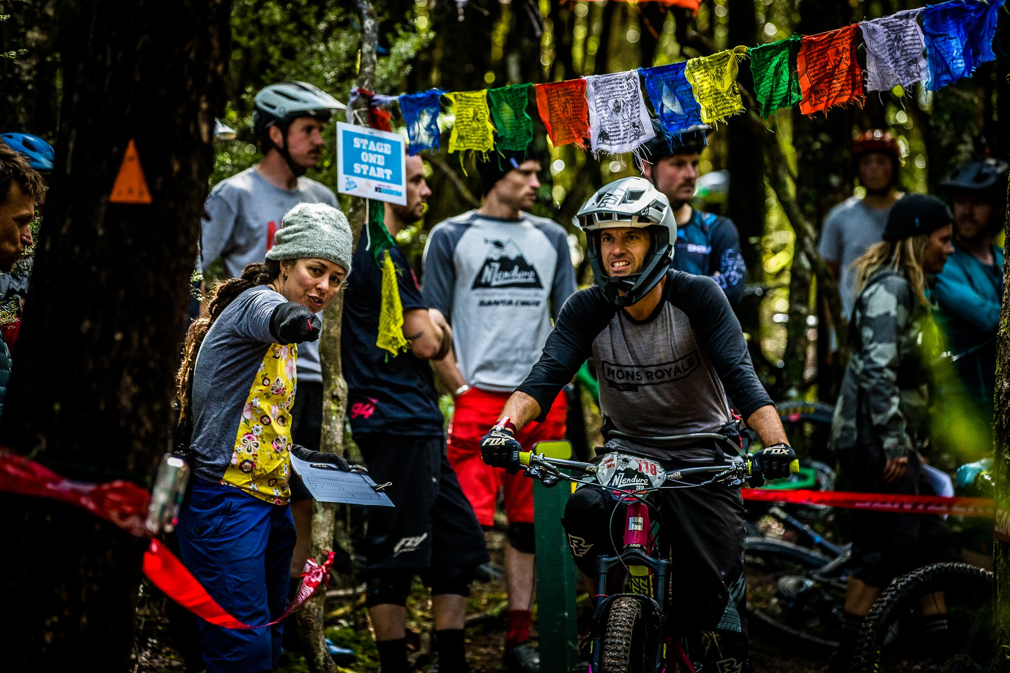 NZ Enduro 2018 Stage 1 Day 1 Start