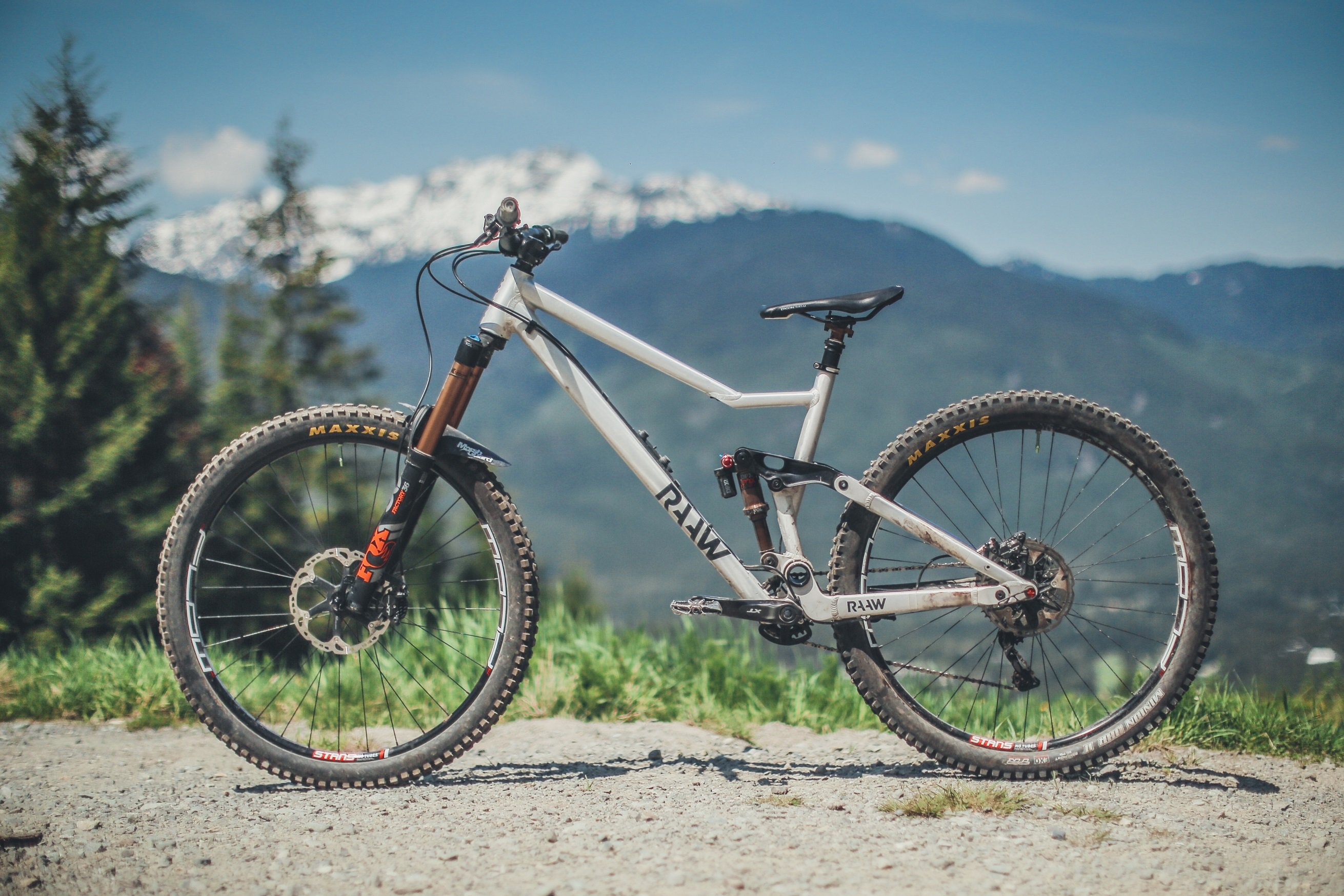 Raaw Bikes Now Available in Canada & USA
