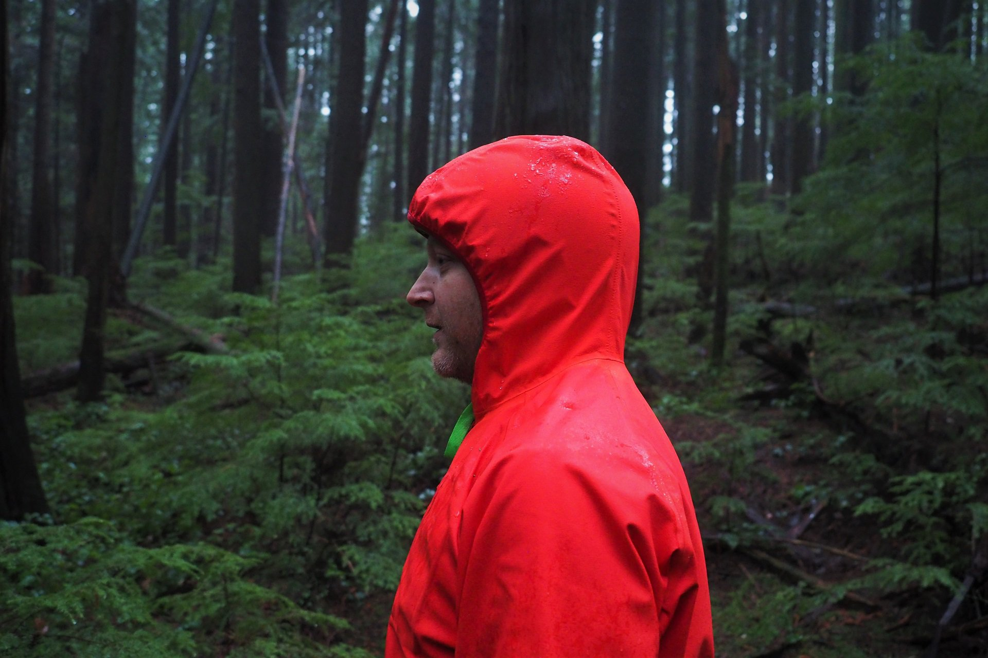 Race Face Conspiracy Jacket AndrewM