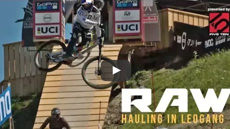 Raw Leogang 2017 Day 1