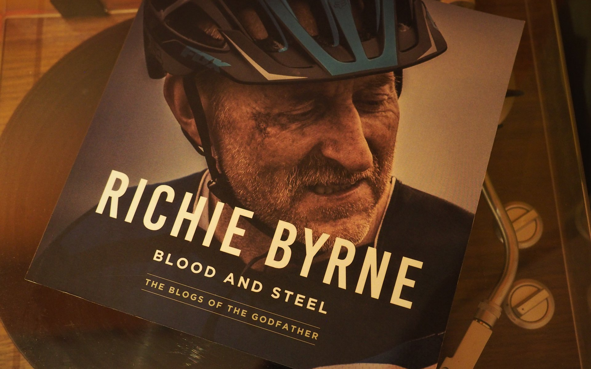 Richie Byrne: Blood And Steel (The Blogs Of The Godfather)