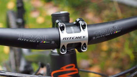 Ritchey WCS Trail bar and stem