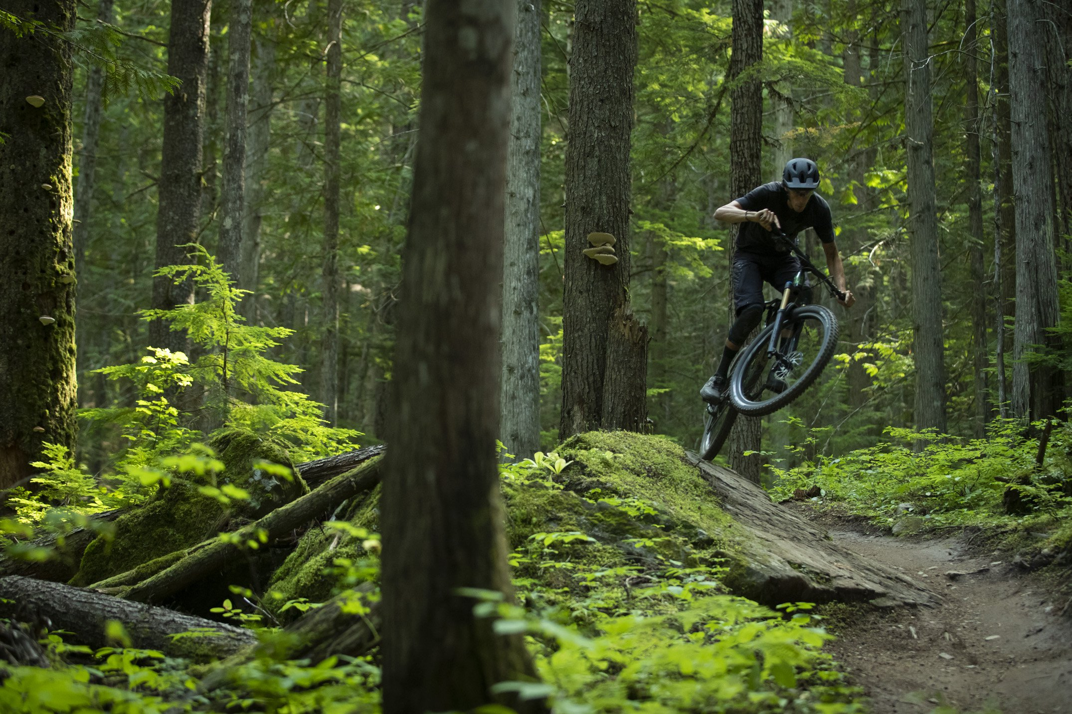 Riding the 2020 Giant Reign 29 in Revelstoke