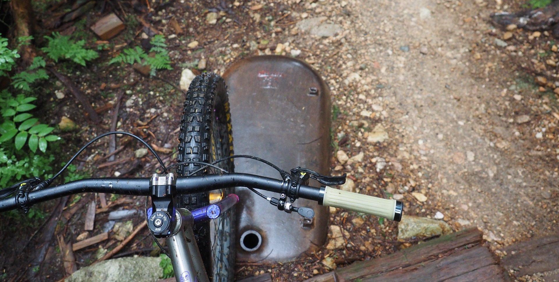 Mountain Bike Road Bicycle Handlebar 31.8mm 700mm Extra Long 50mm Big Riser Bar