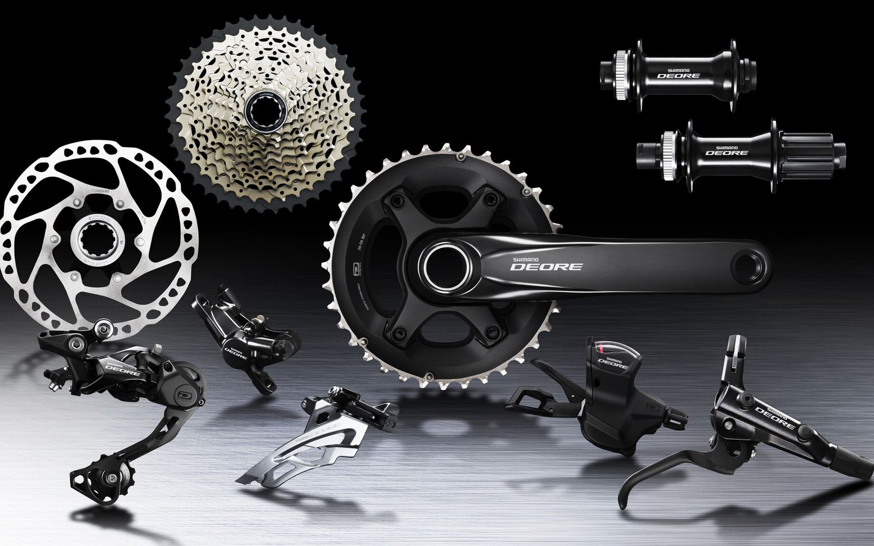 Shimano Deore M6000 Announced Banner
