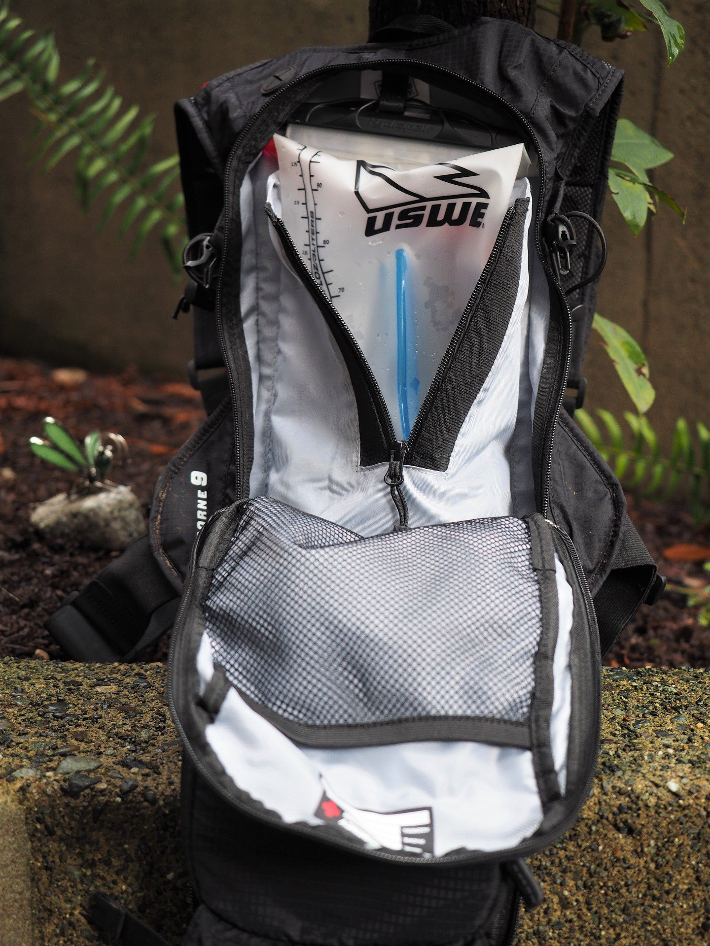 USWE Airborne 9 Hydration Pack AndrewM