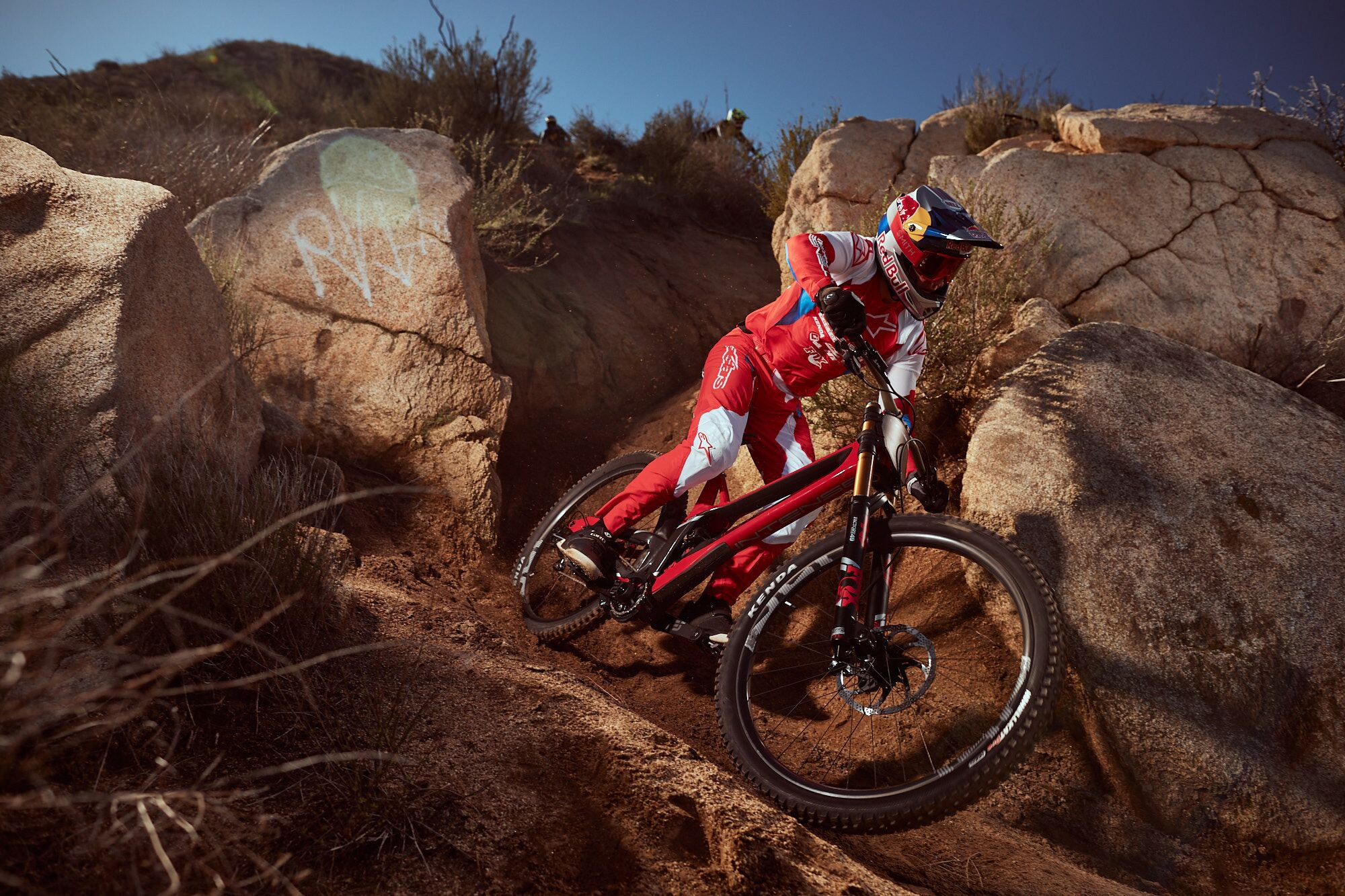 Aaron Gwin Intense Factory Racing