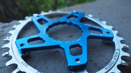 Wolftooth Camo Chainring System AndrewM