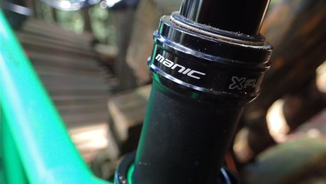 X-Fusion Manic Dropper Post AndrewM