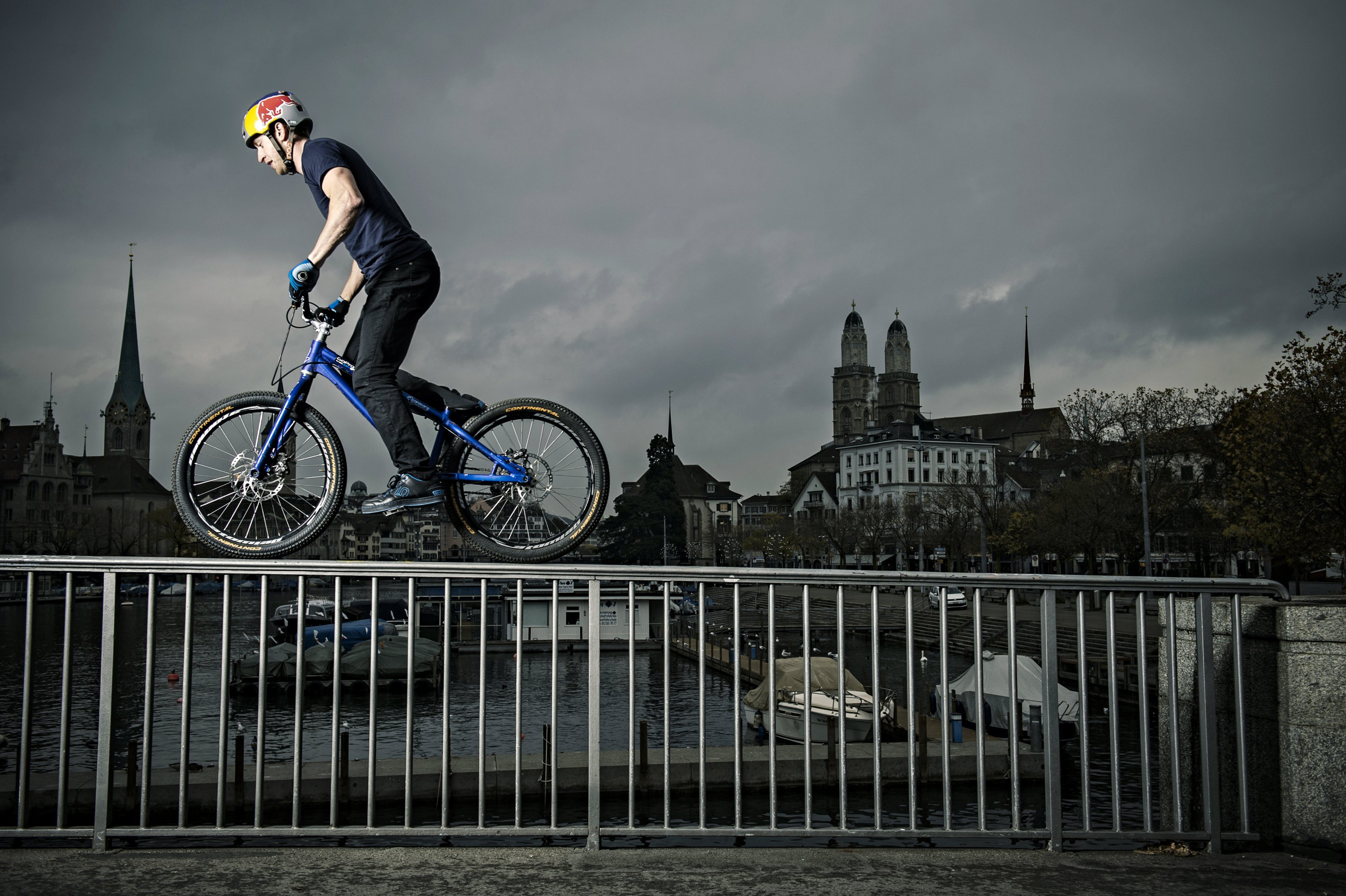 Danny in Zurich in 2013. Photo - Lorenz Richard/Red Bull Content Pool