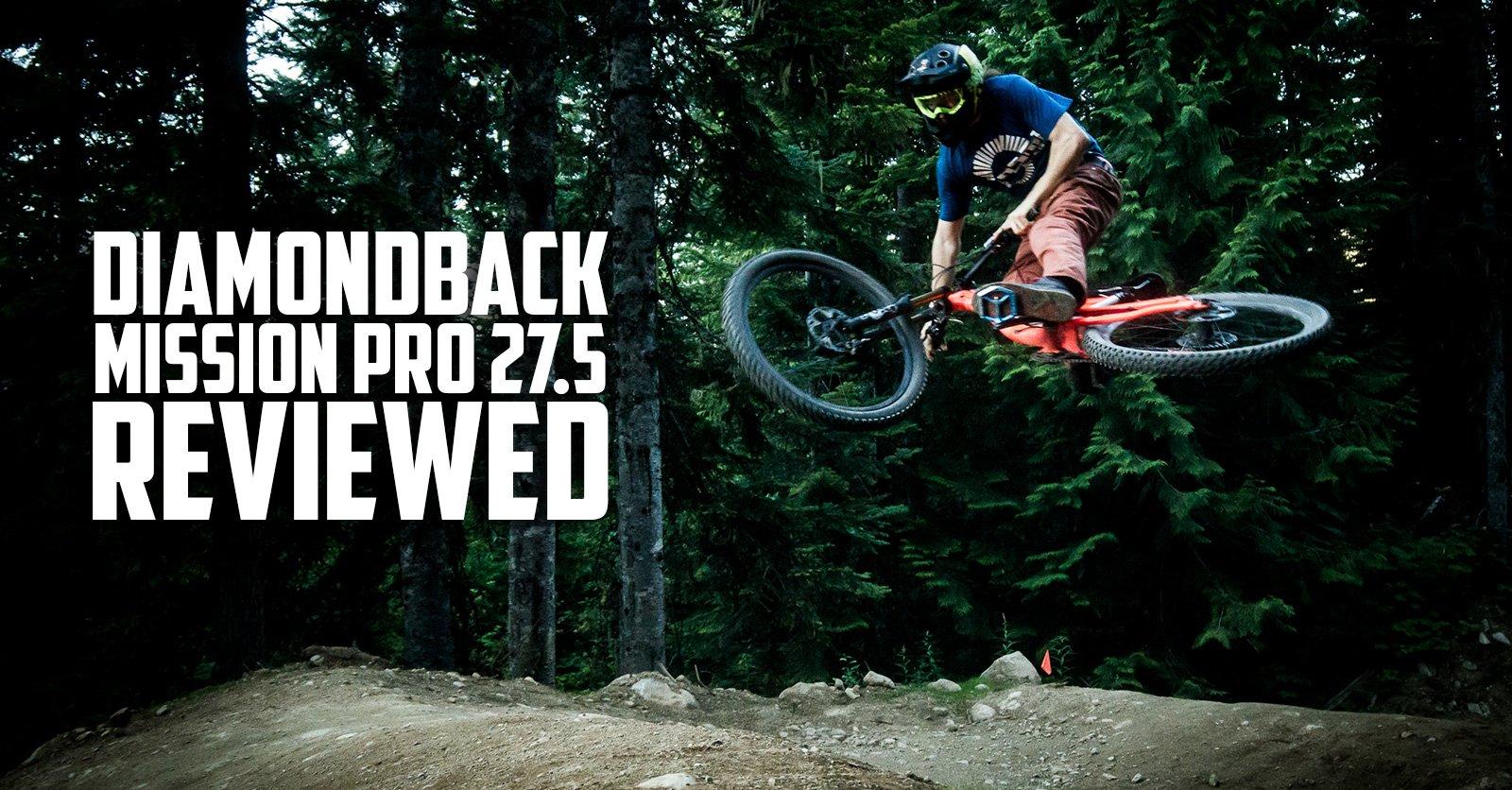 Diamondback Mission Pro – Long Term Review