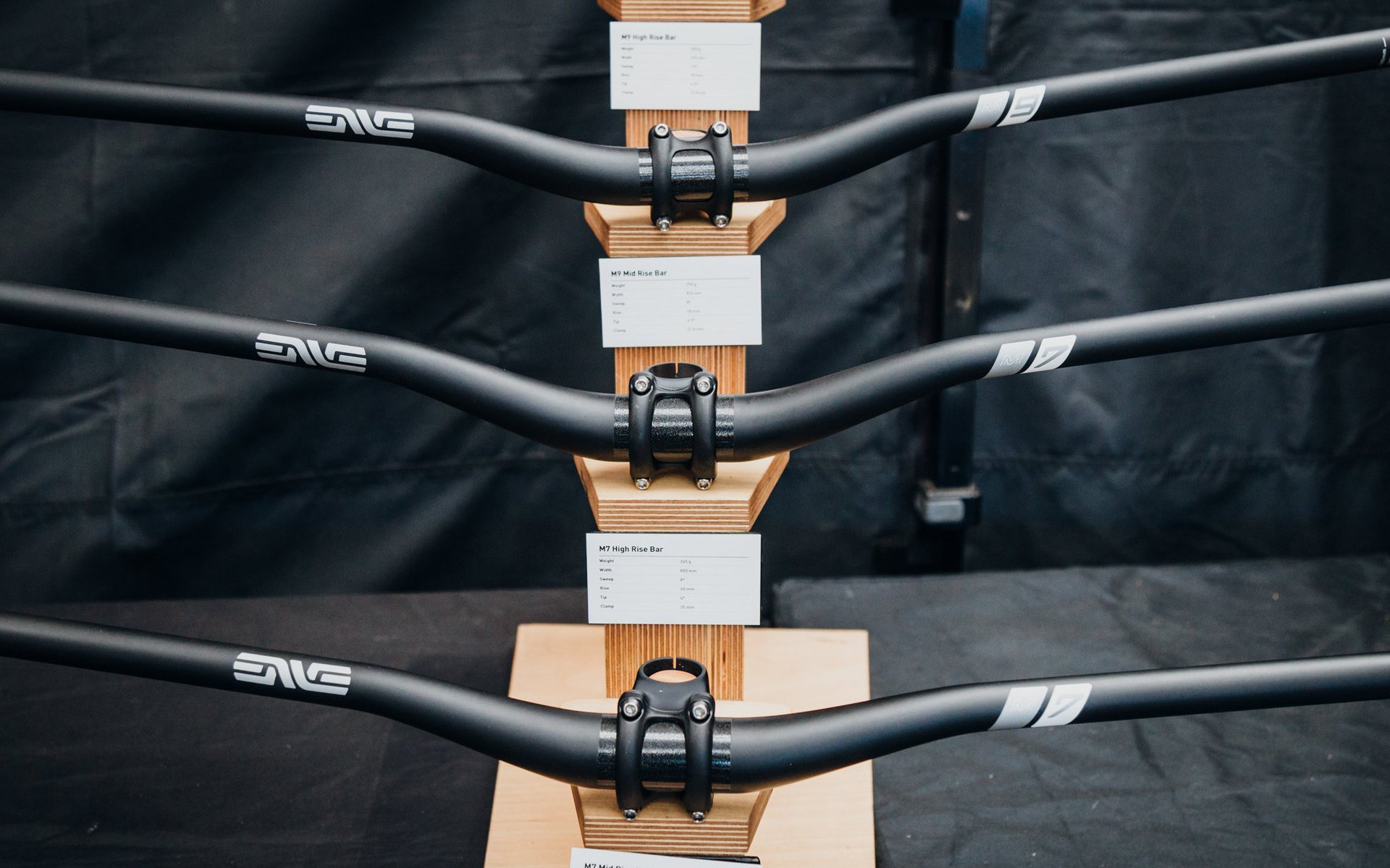 Enve M-series bars and stems