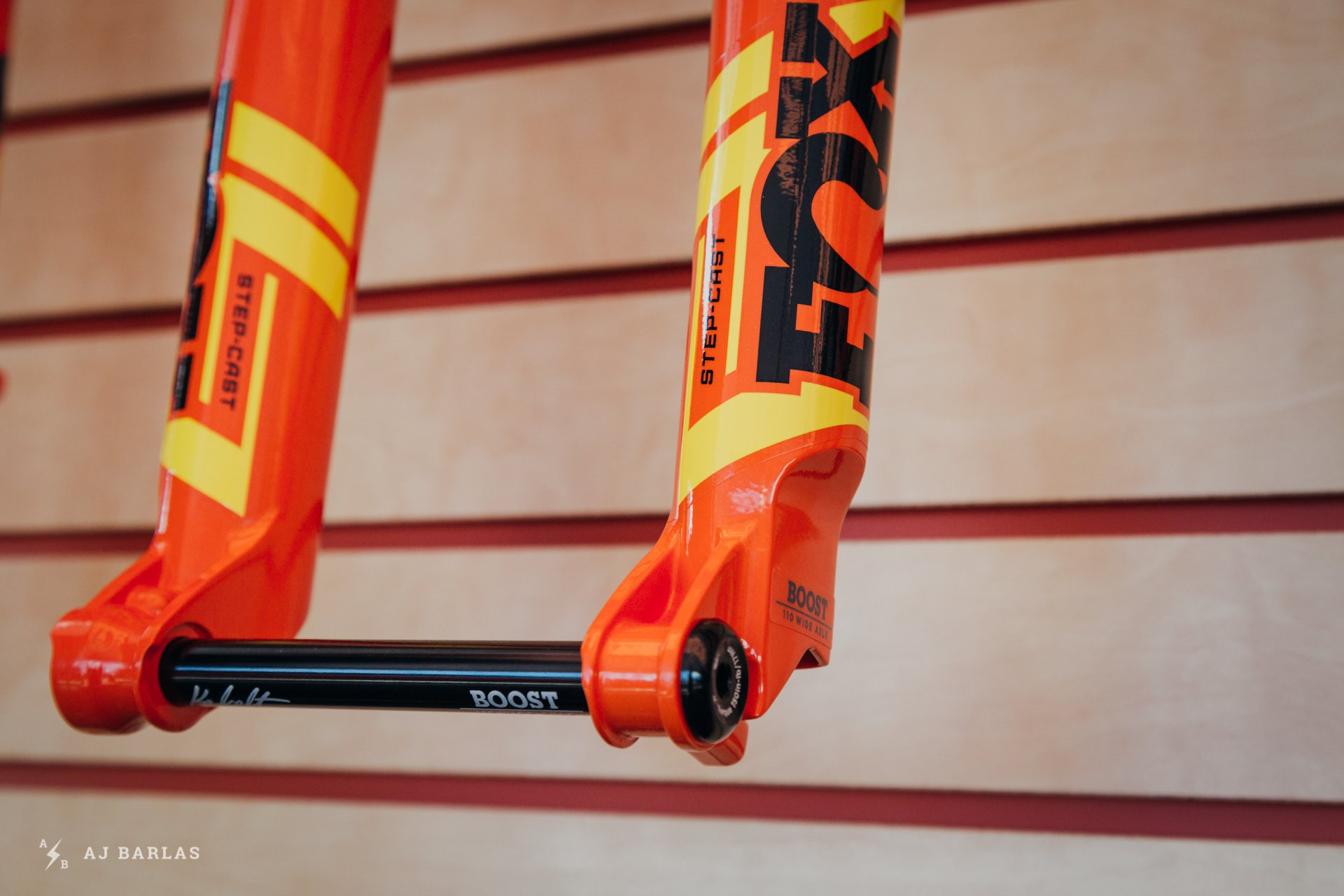 2019 Fox GRIP2 Damper, 34 Step-Cast and Marzocchi Hands On
