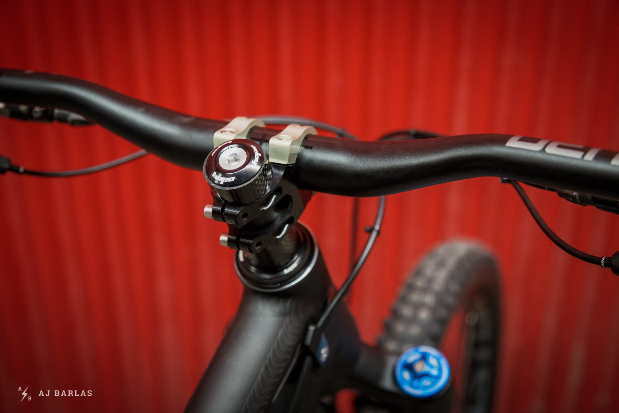 Renthal 31mm Apex Stem