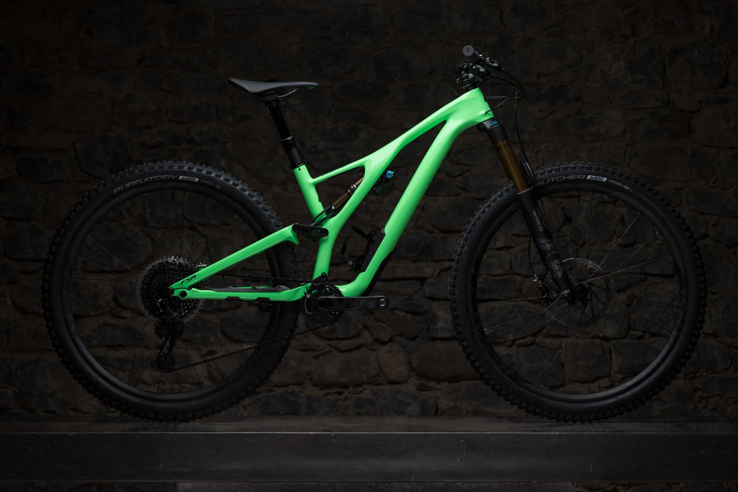 Specialized Stumpjumper S-Works 29 Green