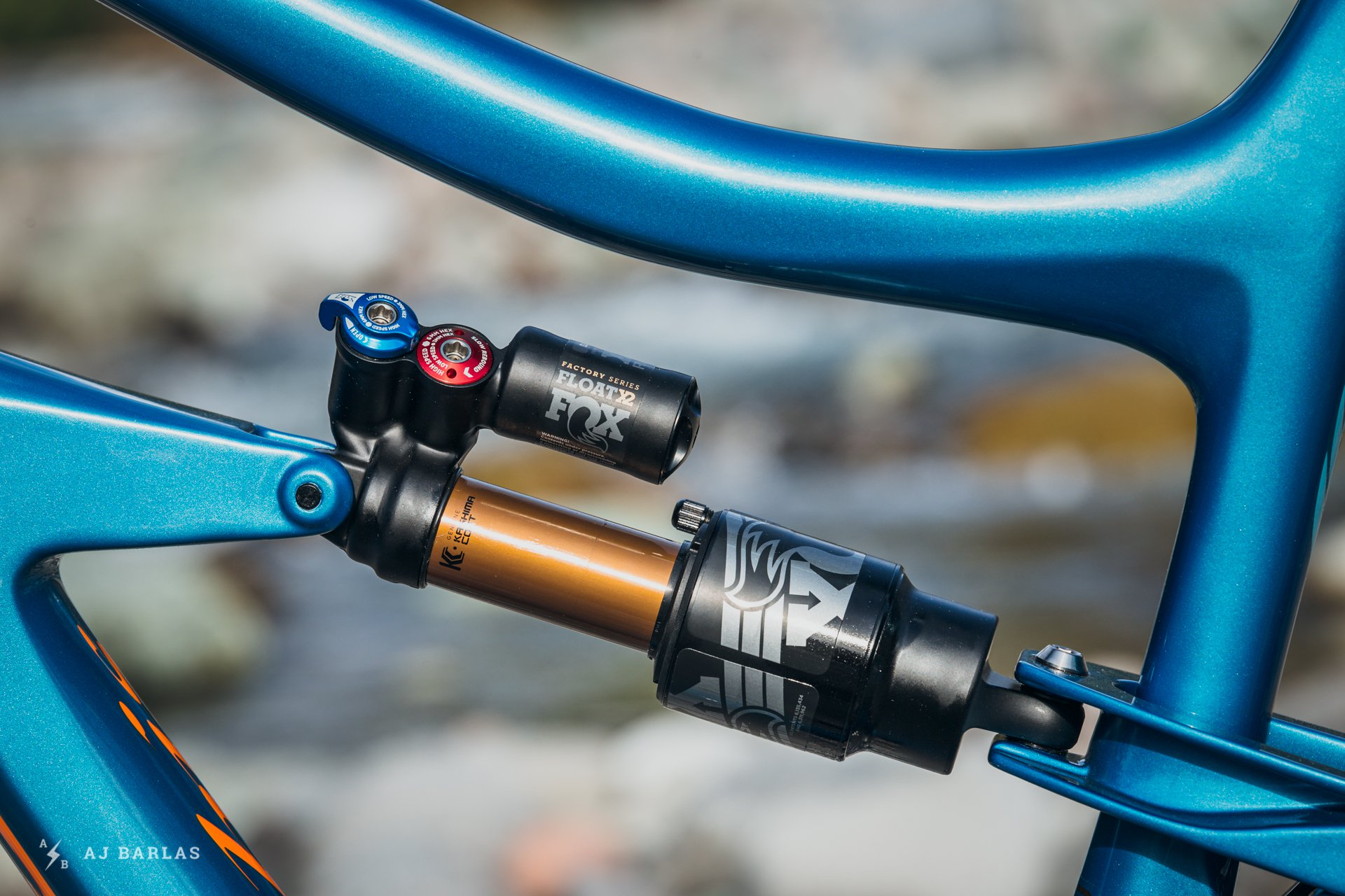 Ibis Ripmo Fox Float X2 Shock