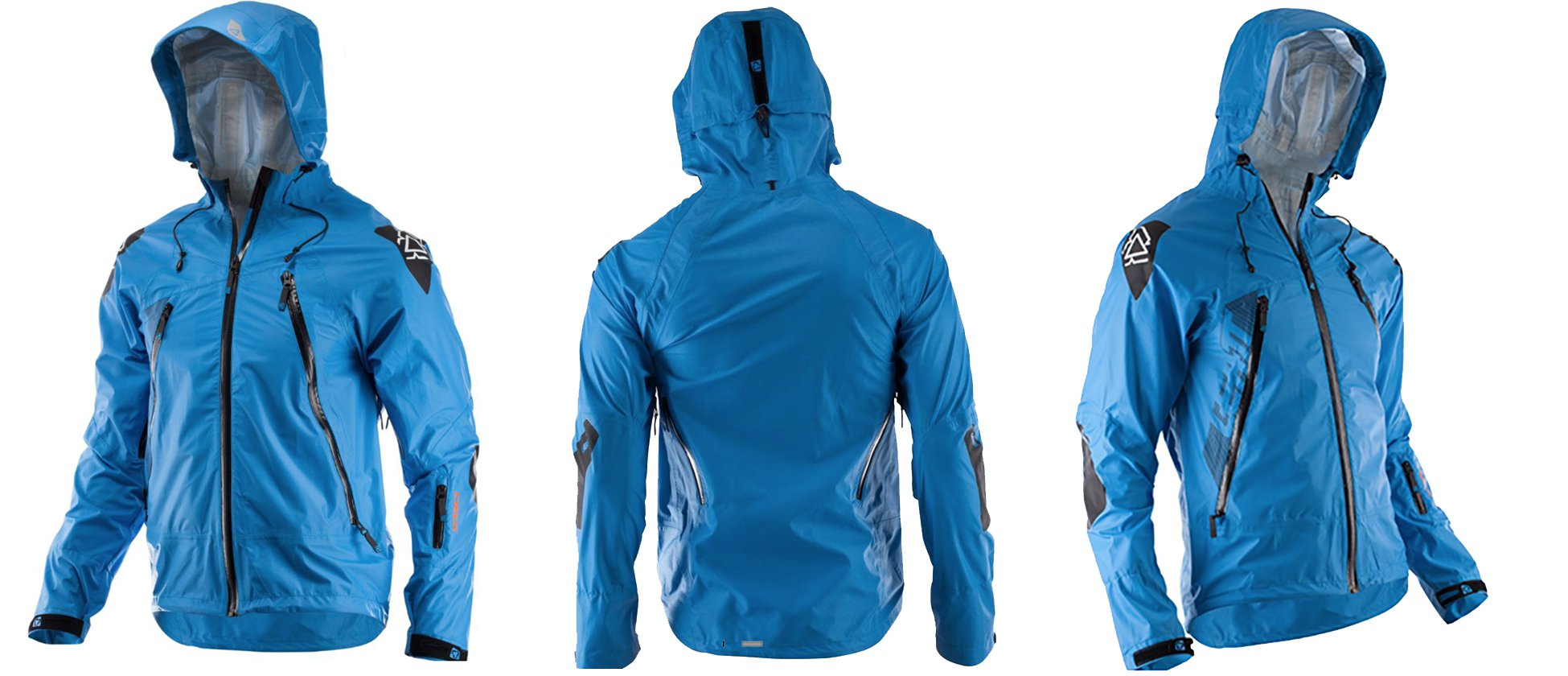Leatt DBX 5.0 Waterproof Jacket and Shorts
