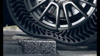 Michelin UPTIS Airless Tire