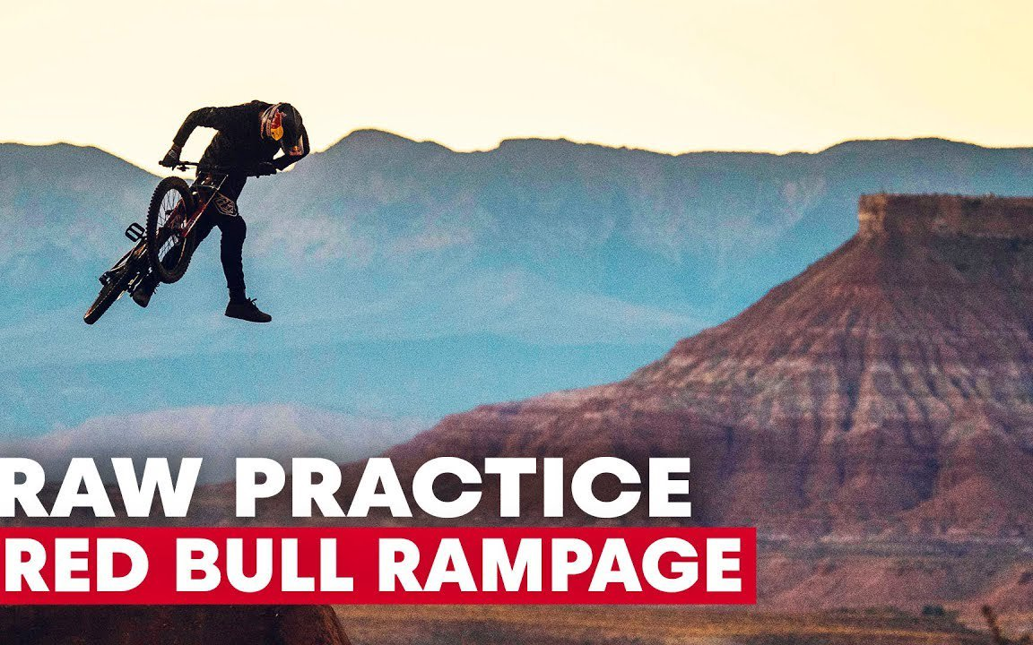 Practice Day 1 at Red Bull Rampage 2019