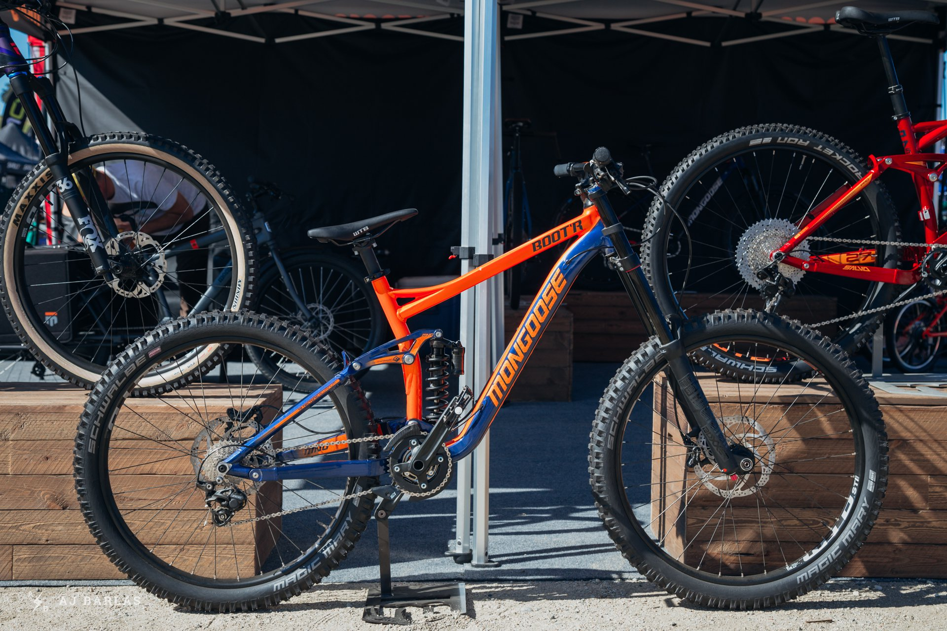 Mongoose Booter DH Bike