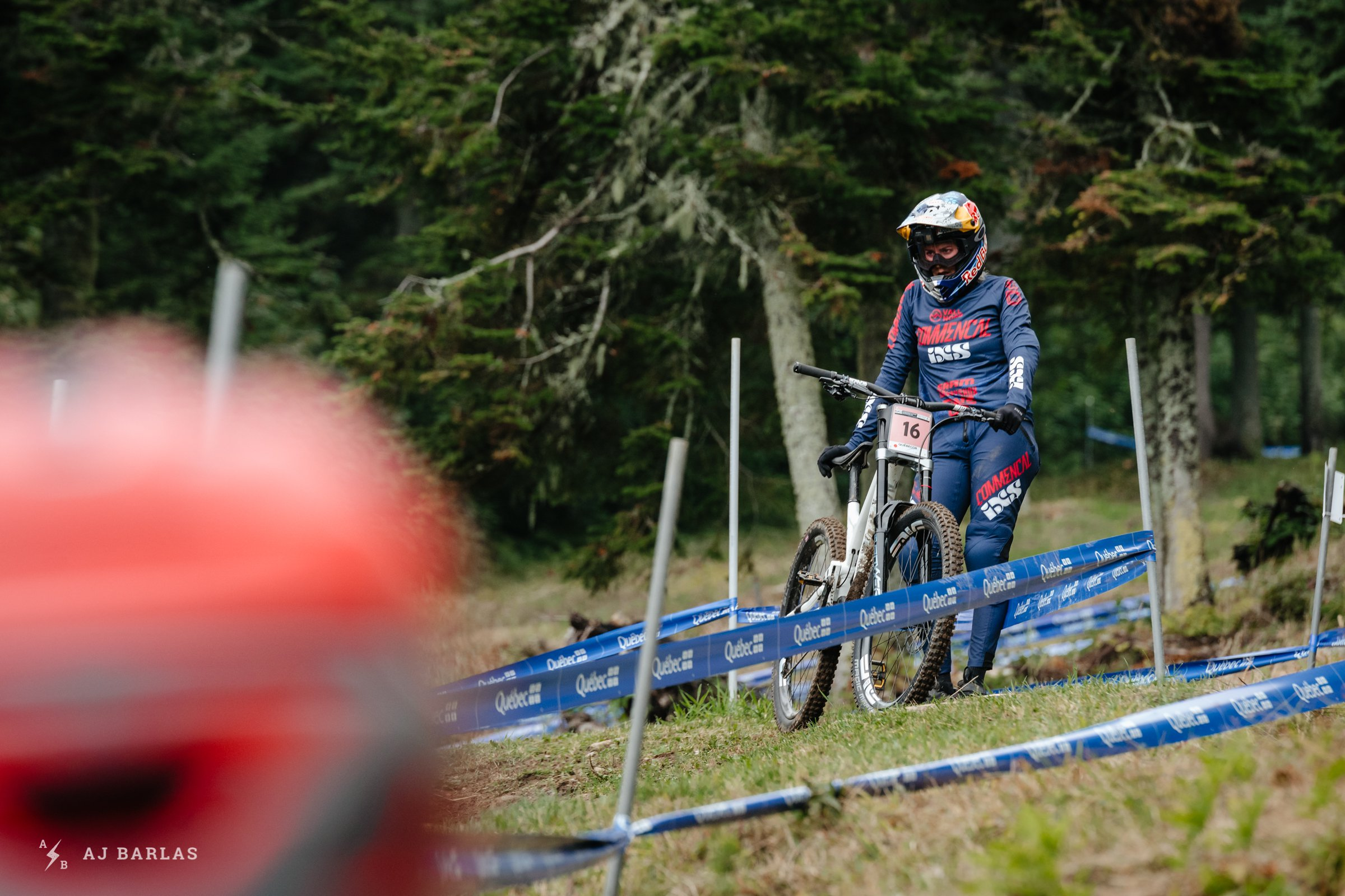 Myriam Nicole back racing in MSA after injury