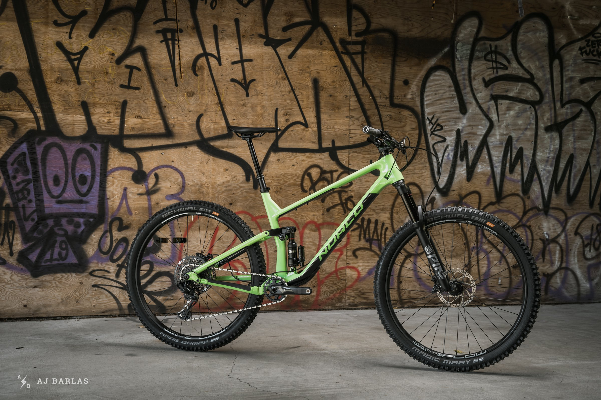 2020 Norco Optic Review