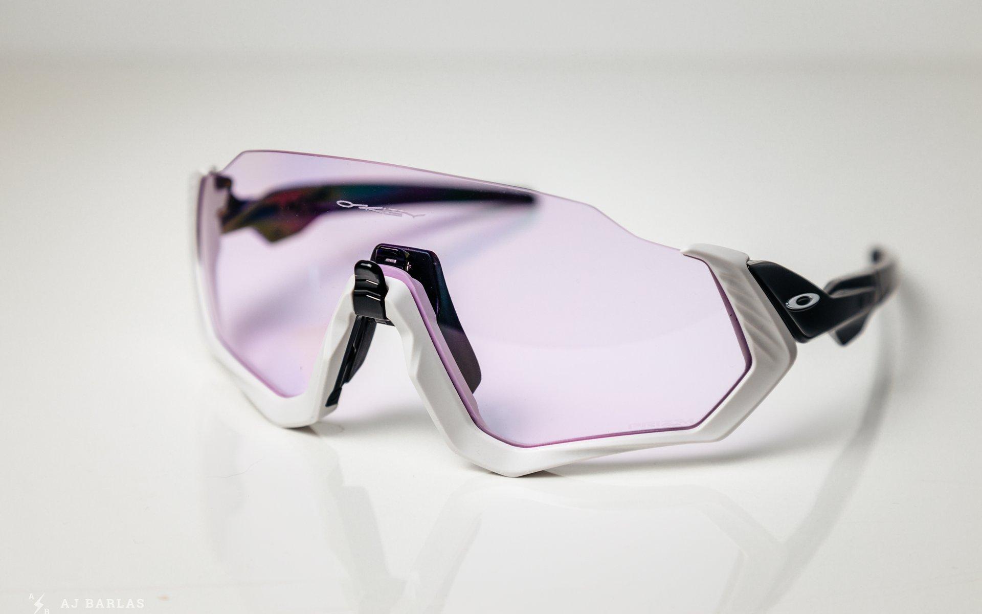 3f3e9bd215612 Oakley Flight Jacket Prizm Glasses Review