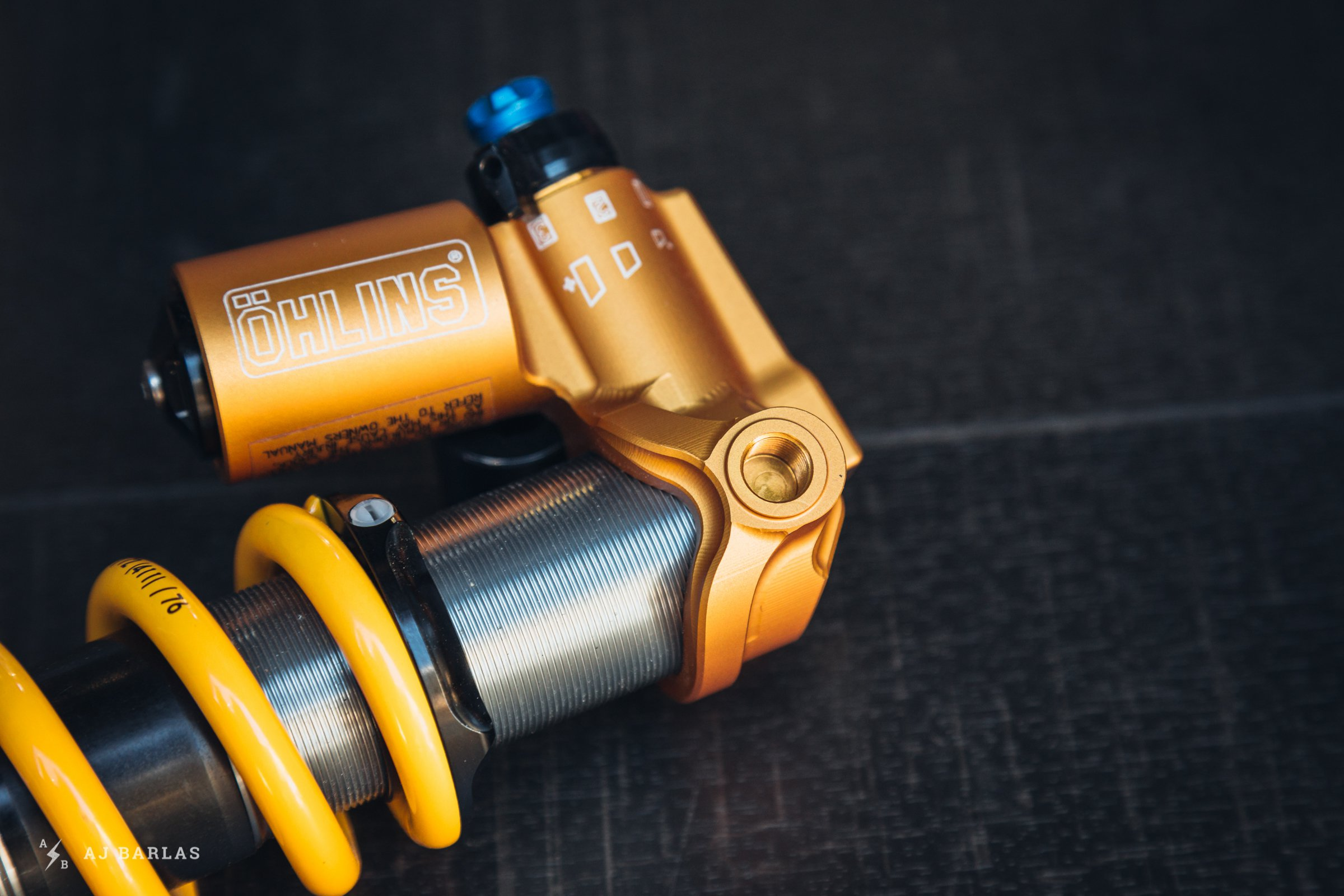 Öhlins TTX Trunnion Mount