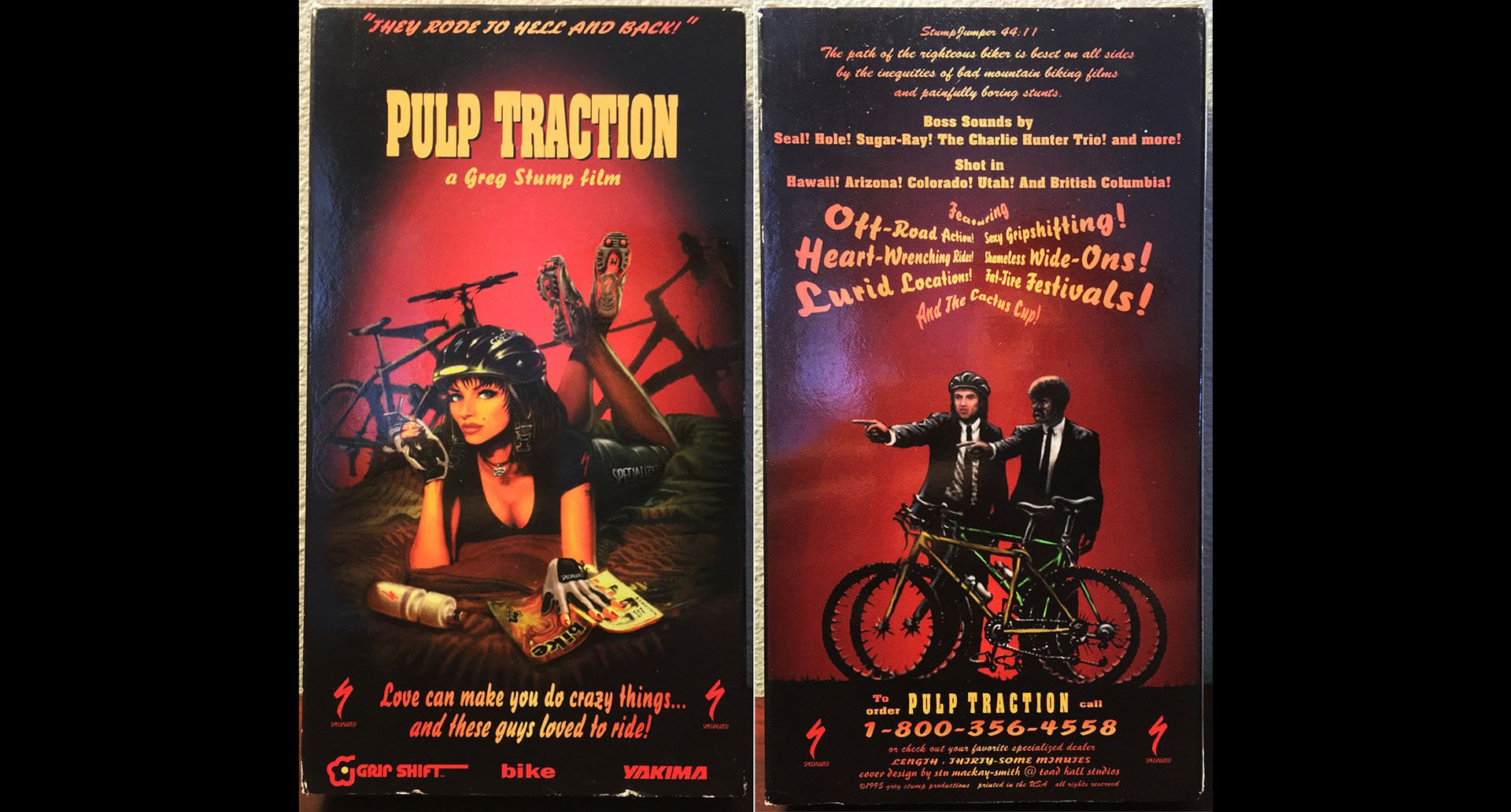 Pulp Traction