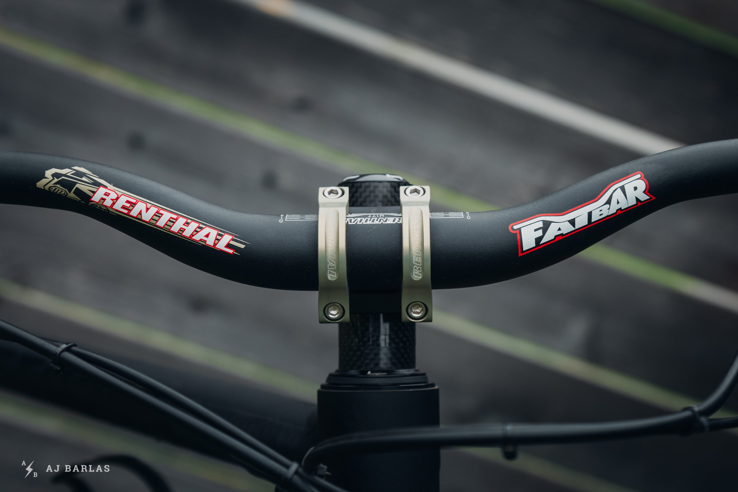 33c23a83376 Renthal Fatbar 800 & 40mm Apex Stem