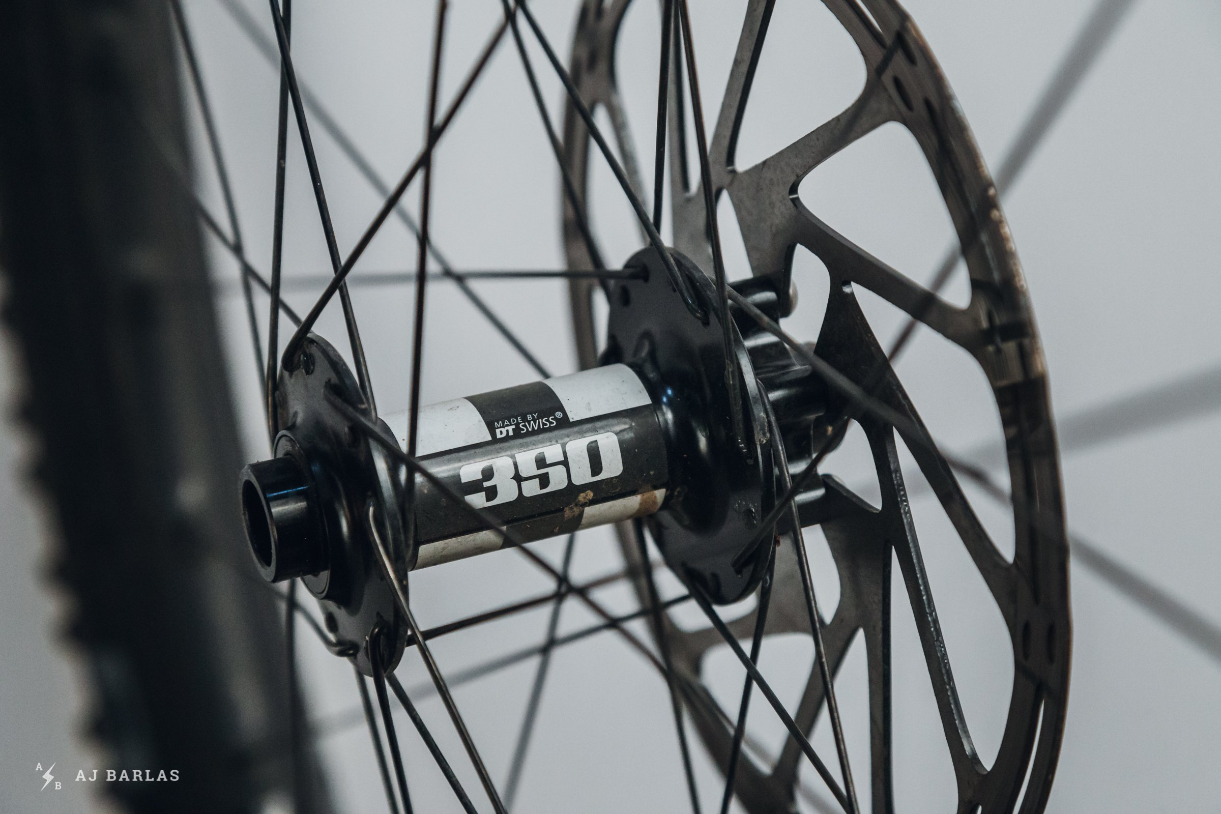 Santa Cruz Reserve 30 Wheels Built To DT Swiss 350 Hubs