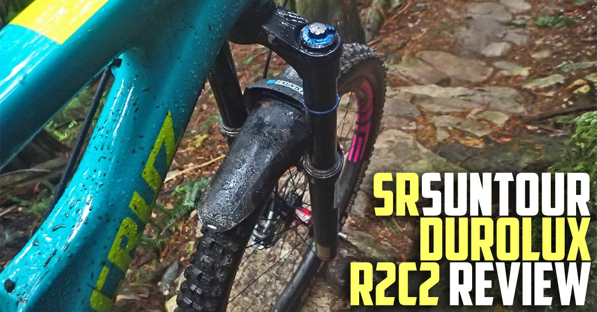 SRSuntour Durolux R2C2 (Updated)