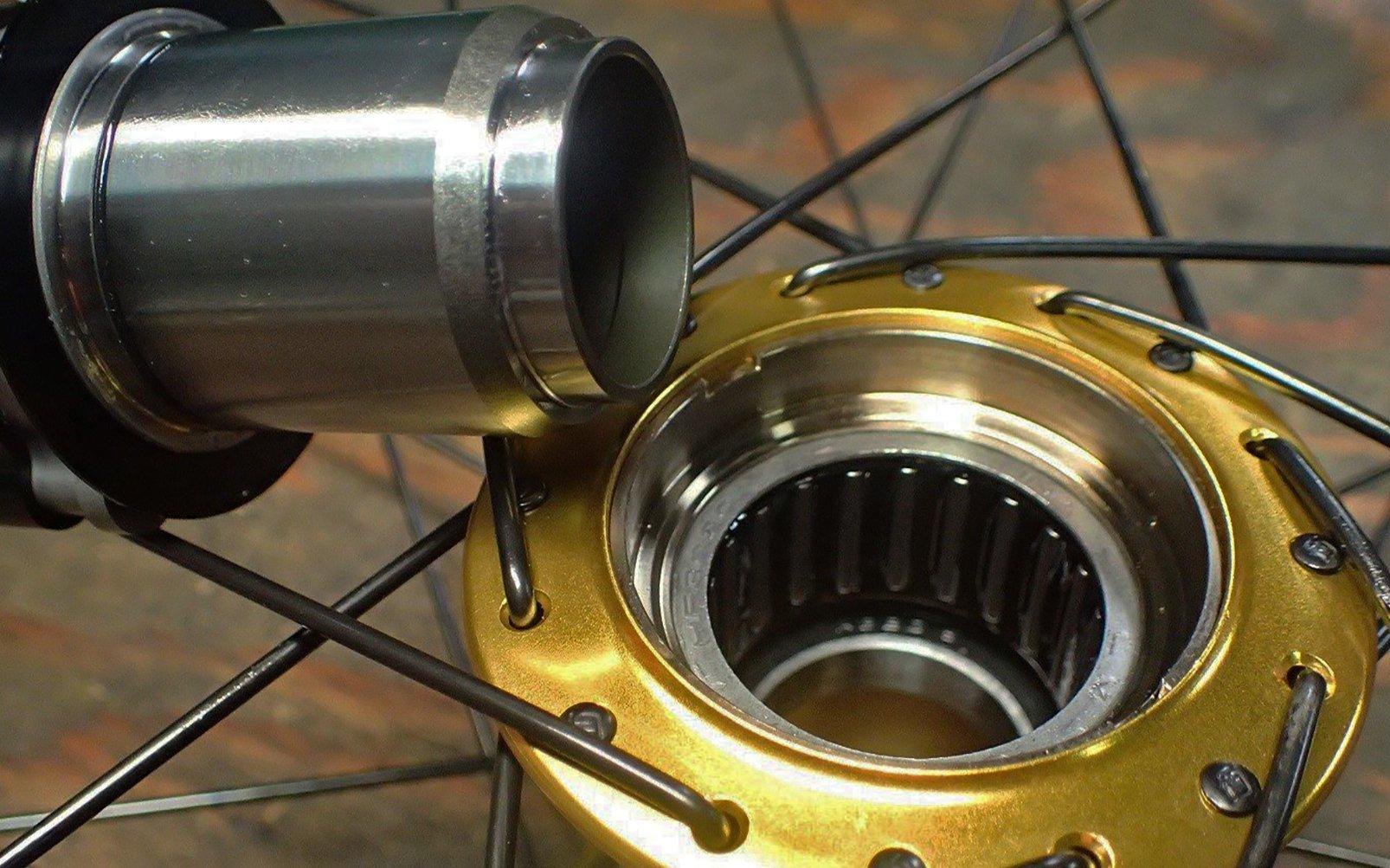 06b5c678359a60 True Precision Stealth Roller Clutch Hubs