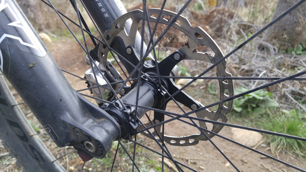 DT Swiss 240 hubs are some of the lightest out there.