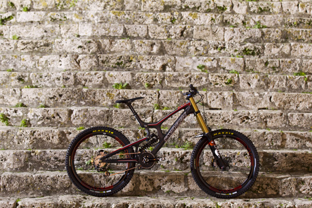 2013 Santa Cruz V10 V10c carbon Syndicate