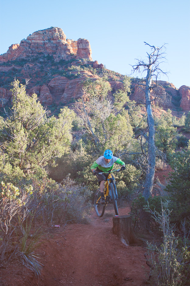 Santa Cruz Tallboy LT Carbon 29 Gear Review NSMB XC Trail long travel 29er Sedona AZ