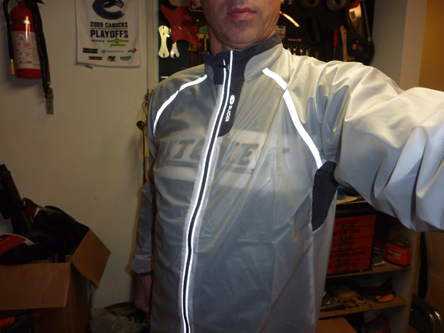 rain ride, specialized, sugoi hydrolite jacket, 2011, mountain biking, north shore